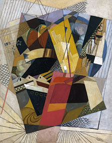 In Port, Albert Gleizes