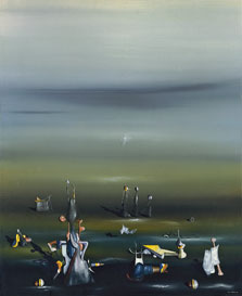 Time and Again, Yves Tanguy