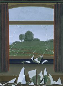 La Clef des champs, René Magritte
