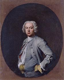 Portrait of a Man, Giacomo Ceruti