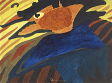Blackbird, Arthur G. Dove