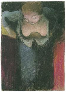 La cantante, Édouard Vuillard