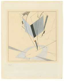 Proun 5 A, El Lissitzky
