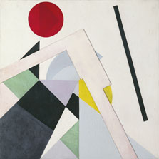 Picture from 8 Sides, Kurt Schwitters