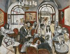 Caffè Greco, Renato Guttuso