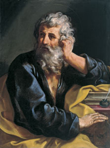 Saint Mark the Evangelist, Carlo Maratta