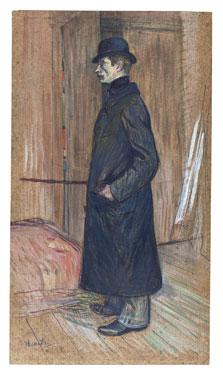 Gaston Bonnefoy, Henri de Toulouse-Lautrec
