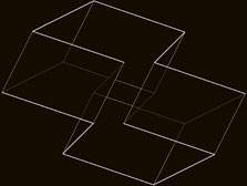 Structural Constellation. Alpha, Josef Albers