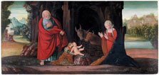 The Nativity, Bernardino Butinone