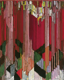 Study for the Language of Verticals, František Kupka