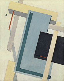 Proun 4 B, El Lissitzky