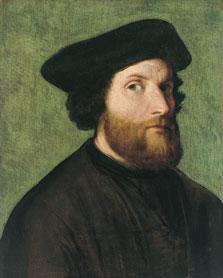 Self-Portrait, Lorenzo Lotto