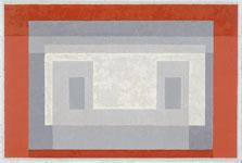 Casa Blanca B, Josef Albers
