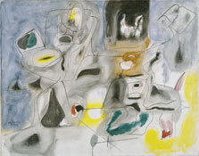 Good Hope Road II. Pastoral, Arshile Gorky
