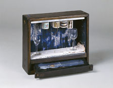 Blue Soap Bubble, Joseph Cornell
