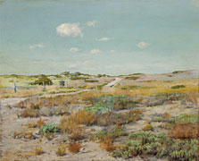 Shinnecock Hills, William Merritt Chase