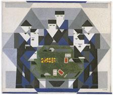 Baccarat Game, Vilmos Huszár