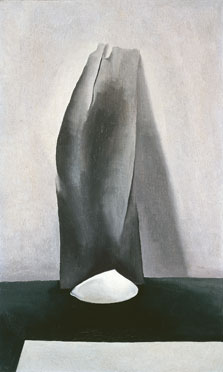 Shell and Old Shingle V, Georgia O'Keeffe