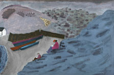 Canadian Cove, Milton Avery
