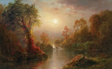 Autumn, Frederic Edwin Church