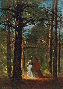 Waverly Oaks, Winslow Homer