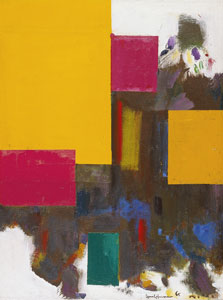 Untitled (Renate Series), Hans Hofmann