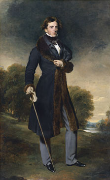 Portrait of David Lyon, Thomas Lawrence