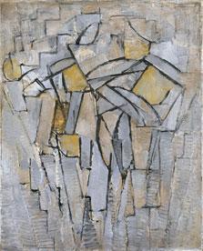 Composición  nº XIII/ Composición 2, Piet Mondrian