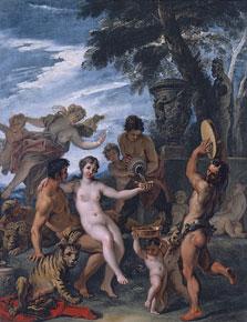 Baco y Ariadna, Sebastiano Ricci