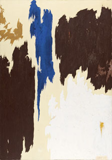 Untitled, Clyfford Still