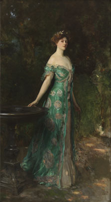 Portrait of Millicent, Duchess of Sutherland, John Singer Sargent