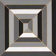 Untitled, Frank Stella