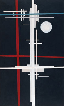 Suprematist Composition, Ilya Chashnik