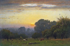 Morning, George Inness