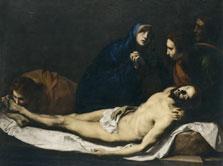 The Pietá,  Ribera
