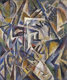 Cubism, Nadeshda Udaltsova