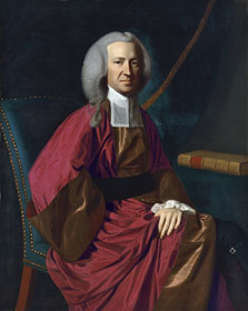 Portrait of Judge Martin Howard, John Singleton Copley