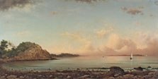 Singing Beach, Manchester, Martin Johnson Heade