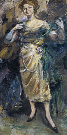 Fashion Show, Lovis Corinth