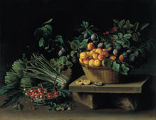 Still-Life with Fruits, Louise Moillon