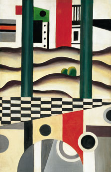 The Bridge, Fernand Léger