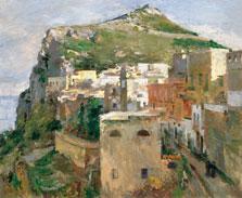 Capri, Theodore Robinson