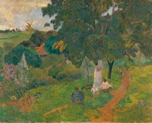 Coming and Going, Martinique, Paul Gauguin