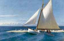 "The ""Martha McKeen"" of Wellfleet, Edward Hopper"