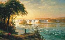 The Falls of St. Anthony, Albert Bierstadt