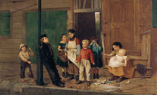 The Bully of the Neighbourhood, John George Brown