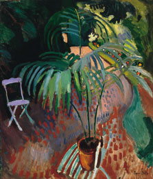 The Little Palm Tree, Raoul Dufy