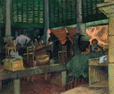 El mercado de pescado, Marsella, Raoul Dufy