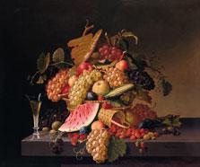 The Abundance of Summer, Paul Lacroix