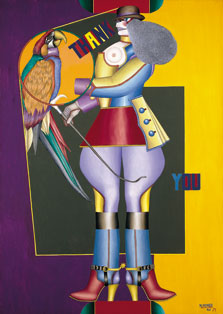 Thank You, Richard Lindner